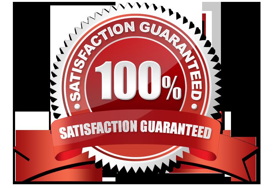Satisfaction Guaranted